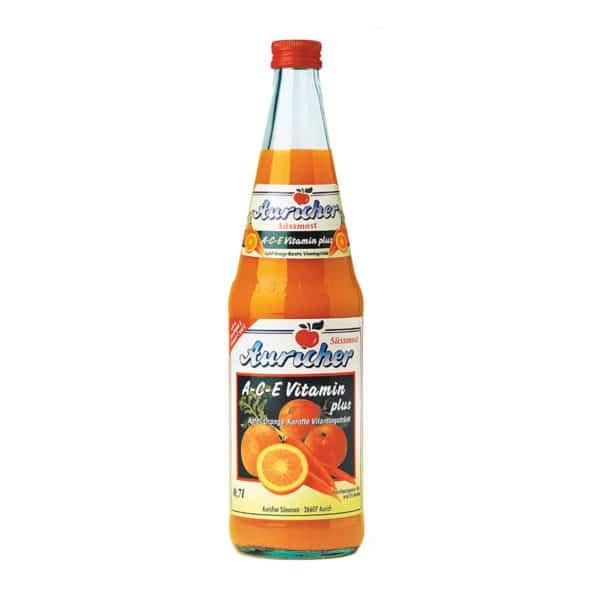 Auricher Süssmost - ACE Vitamin Plus