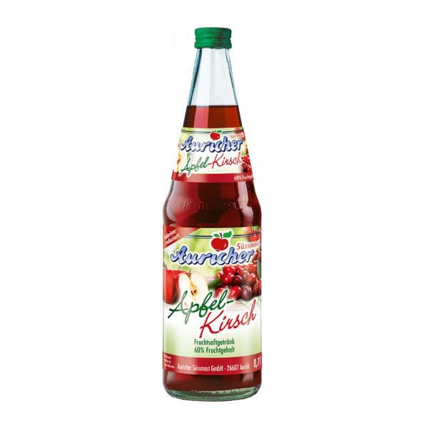 Auricher Süssmost - Produkte - Apfel Kirsch