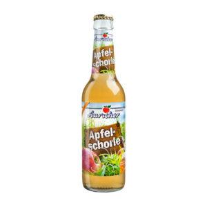 Auricher Süssmost - Produkte - Apfelschorle