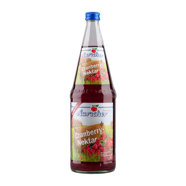 Auricher Süssmost - Produkte - Cranberry Nektar