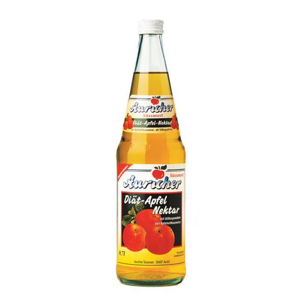 Auricher Süssmost - Produkte - Diät-Apfel Nektar