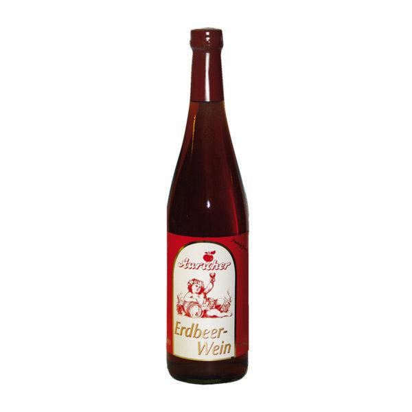 Auricher Süssmost - Produkte - Erdbeerwein