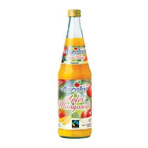 Auricher Süssmost - Produkte - Apfel Mangosaft
