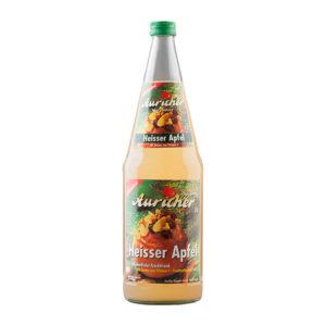 Auricher Süssmost - Produkte - Heißer Apfel