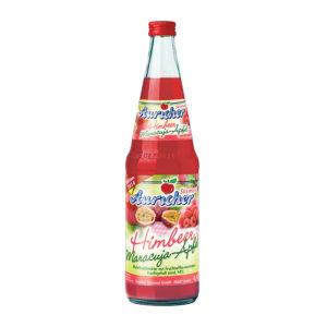 Auricher Süssmost - Produkte - Himbeer Maracuja-Apfel