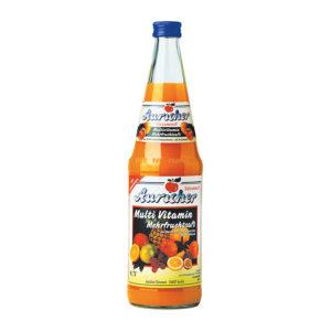 Auricher Süssmost - Produkte - Multi Vitamin Mehrfruchtsaft