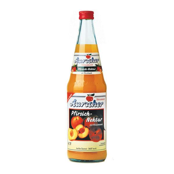 Auricher Süssmost - Produkte - Pfirsich Nektar