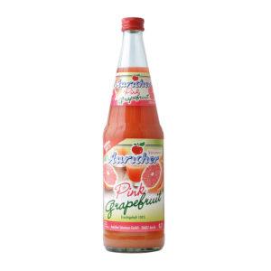 Auricher Süssmost - Produkte - Pink Grapefruitsaft