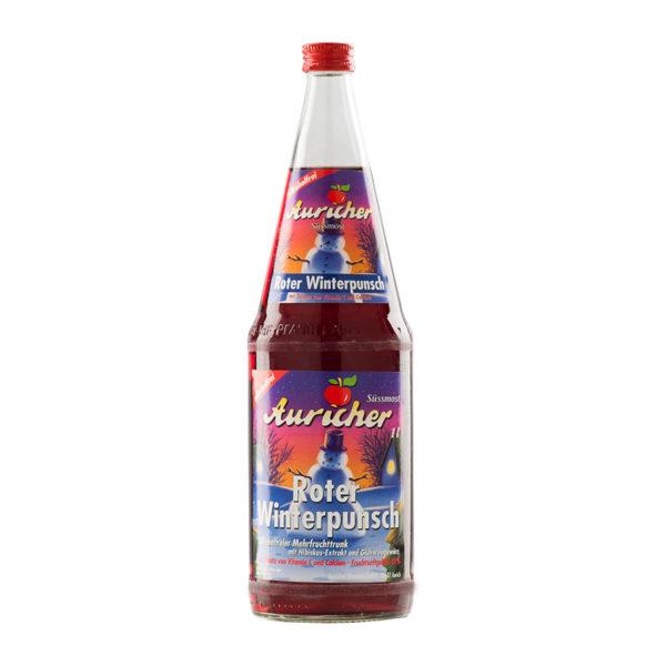 Auricher Süssmost - Produkte - Roter Winterpunsch