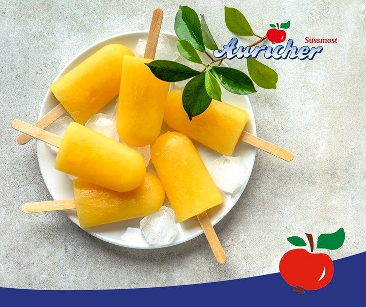 Lust auf ein fruchtig-frisches Eis?