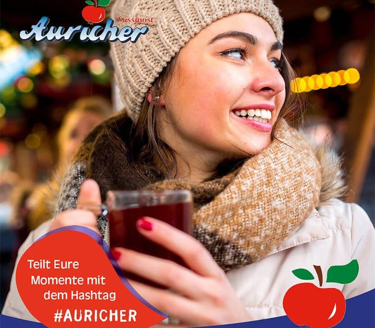 Der Weihnachtsmarkt in Aurich ist eröffnet!