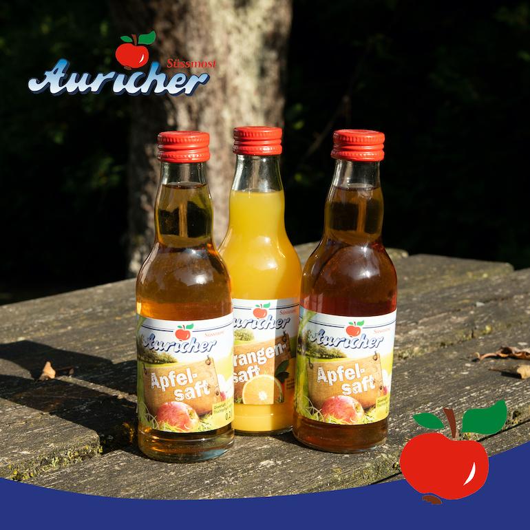 Fruchtig-frische Durstlöscher!