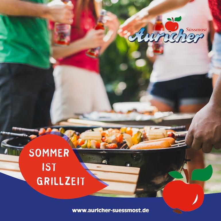 Die Grill-Saison ist eröffnet! 😎
