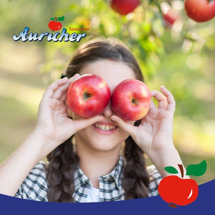 Wir haben nur noch Äpfel im Kopf!